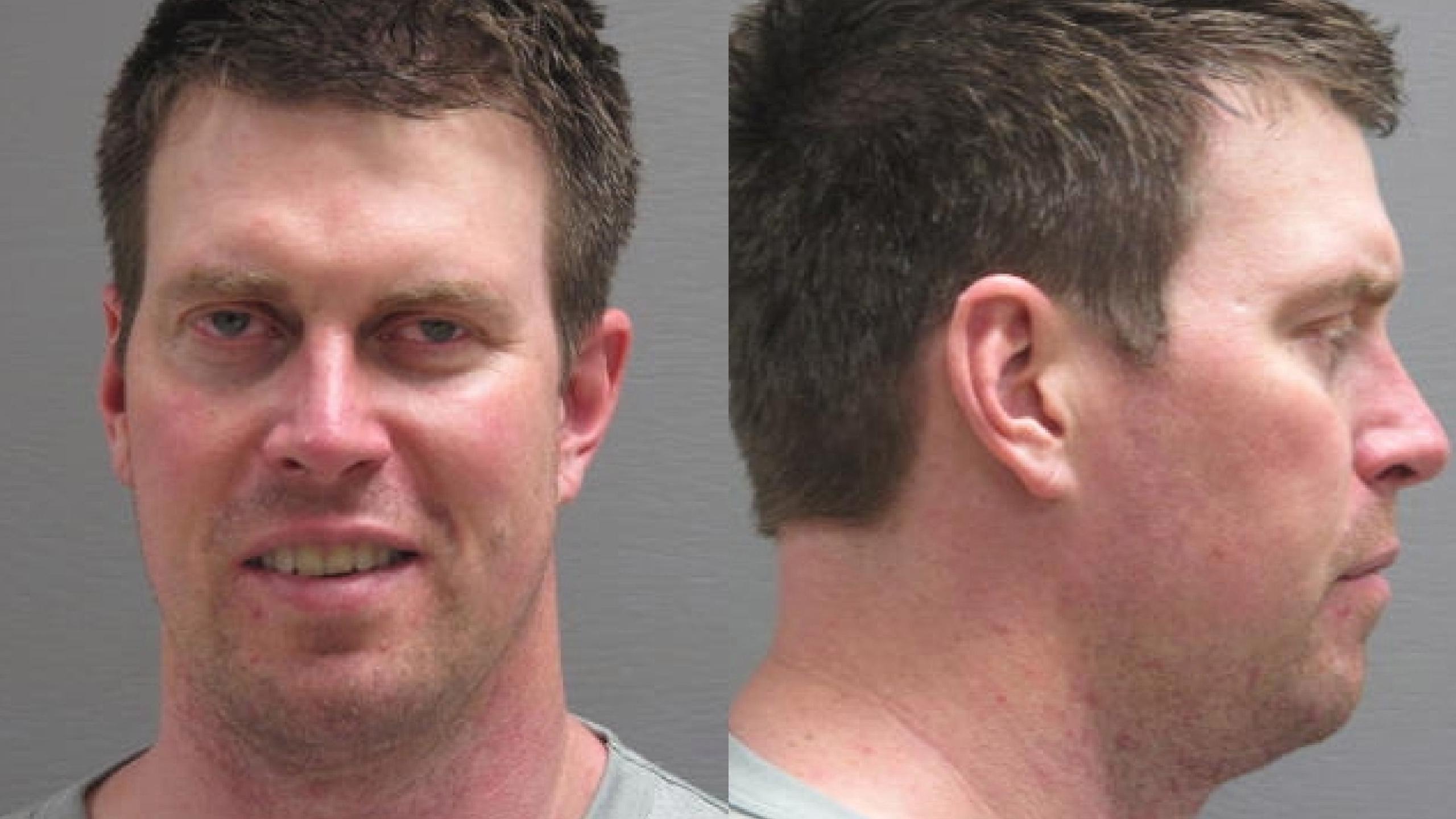 Former NFL quarterback Ryan Leaf arrested for domestic battery
