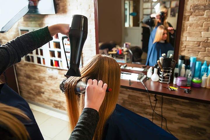 California Hair Salons, Barber Shops Say They're Safe, Ready to Reopen