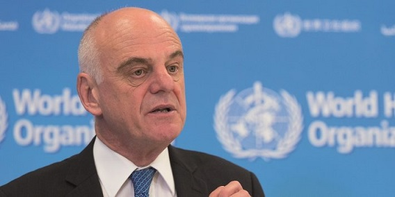 Despite encouraging signs, coronavirus is 'advancing' worldwide, WHO envoy warns