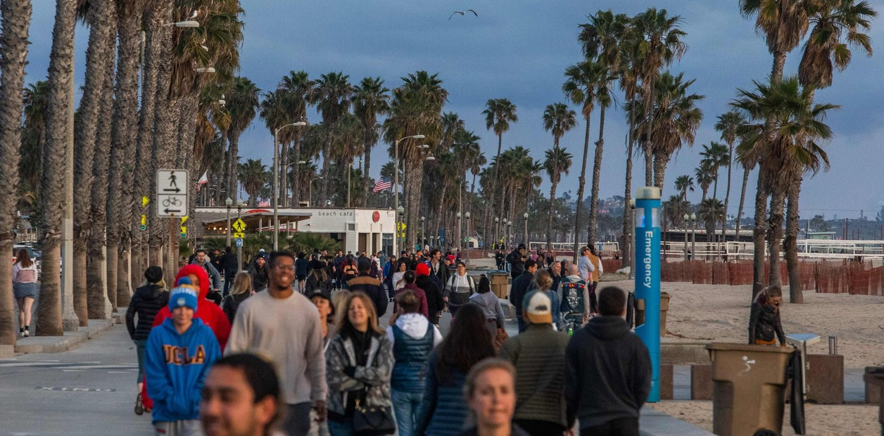 Coronavirus Outbreak Spreads Across California
