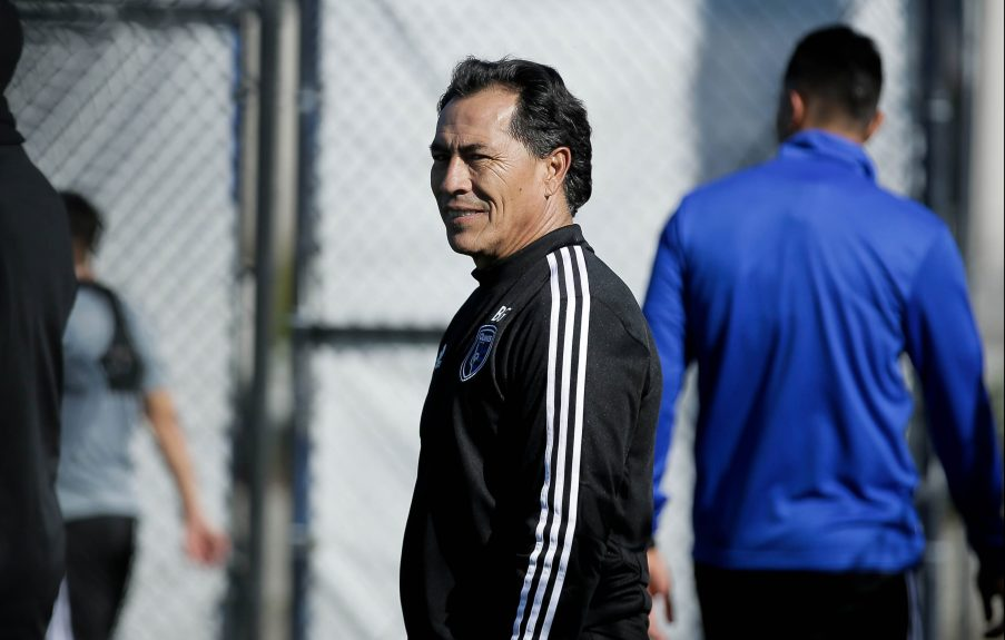 """San Jose Earthquakes' Galindo """"awake, alert and speaking"""" in recovery from stroke"""