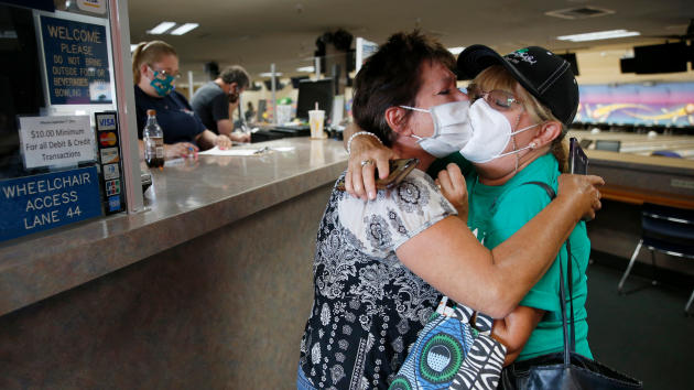 Cloverleaf Family Bowl knocked down by coronavirus