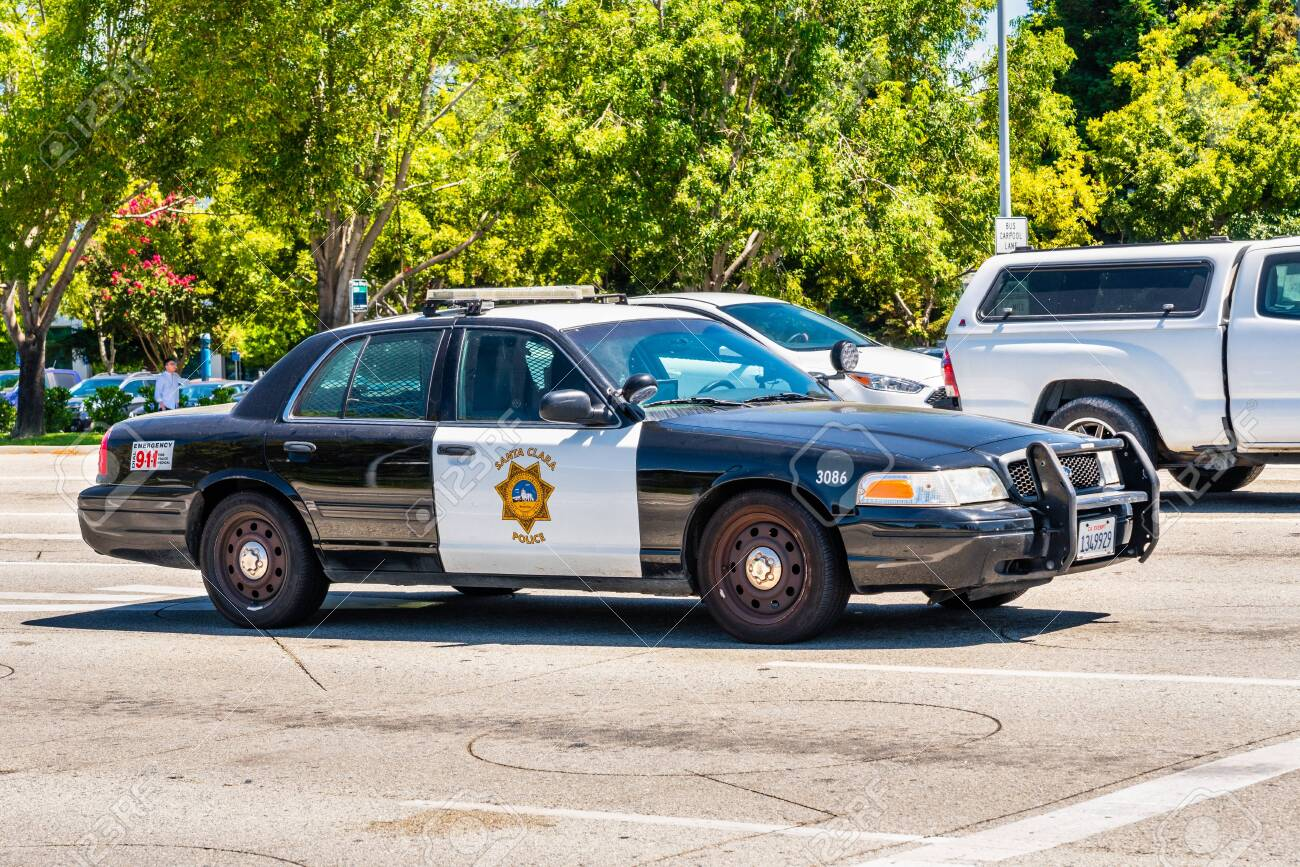 Santa Clara Police Report: August 16 – 23