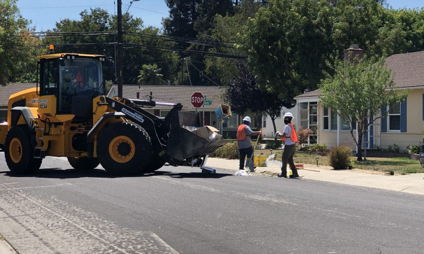 City Workers Express Concern About Annual City Cleanup