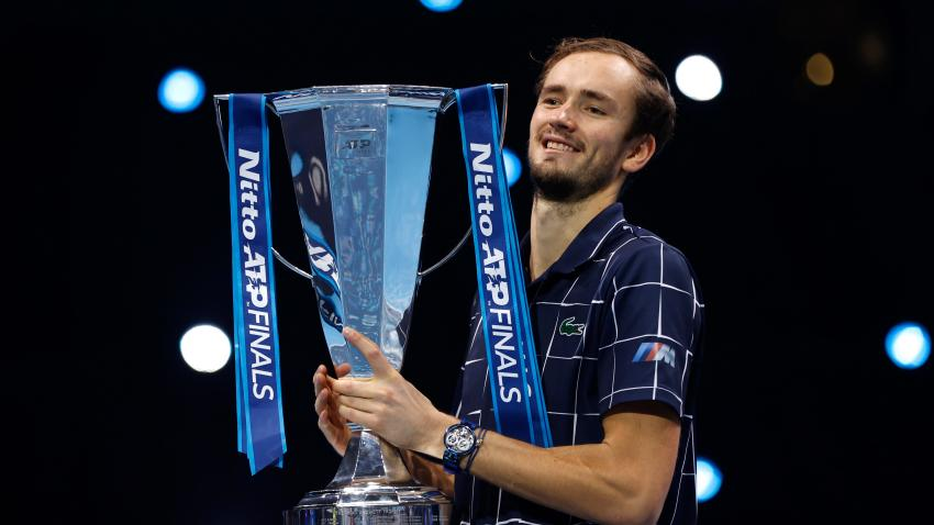 Tennis Champion Daniil Medvedev Says It's 'Tough' to Talk About the Future of the Sport