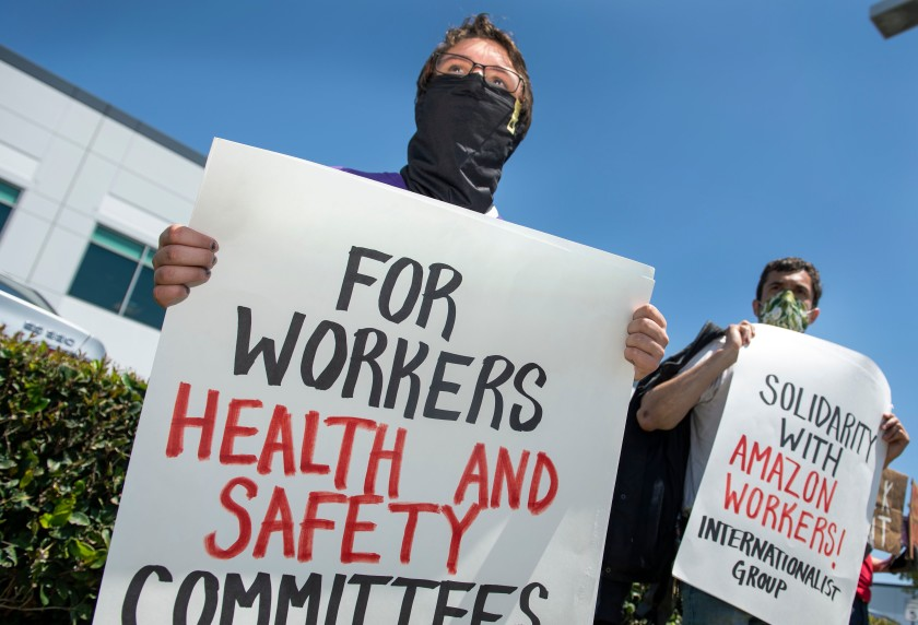California to issue emergency COVID-19 workplace safety rules as infections rise