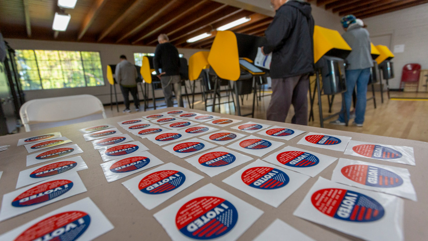 Napa County's Registered Voters Returning Early Ballots in Large Numbers