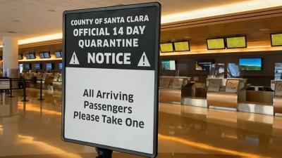 Quarantine period shortened in Santa Clara County