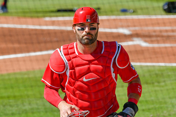 Giants Sign Bay Area Native, Backup Catcher Candidate to 1-Year Deal