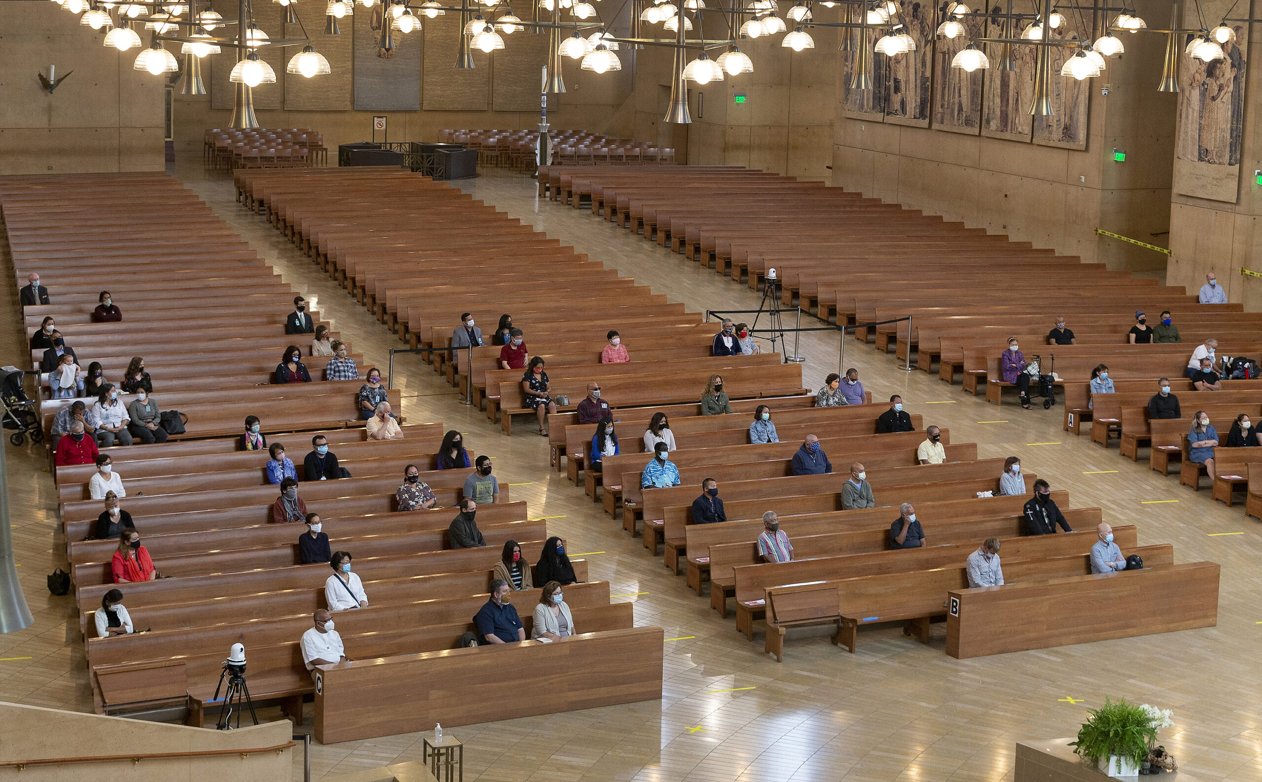 South Bay Churches Prepare to Reopen for Limited Indoor Services