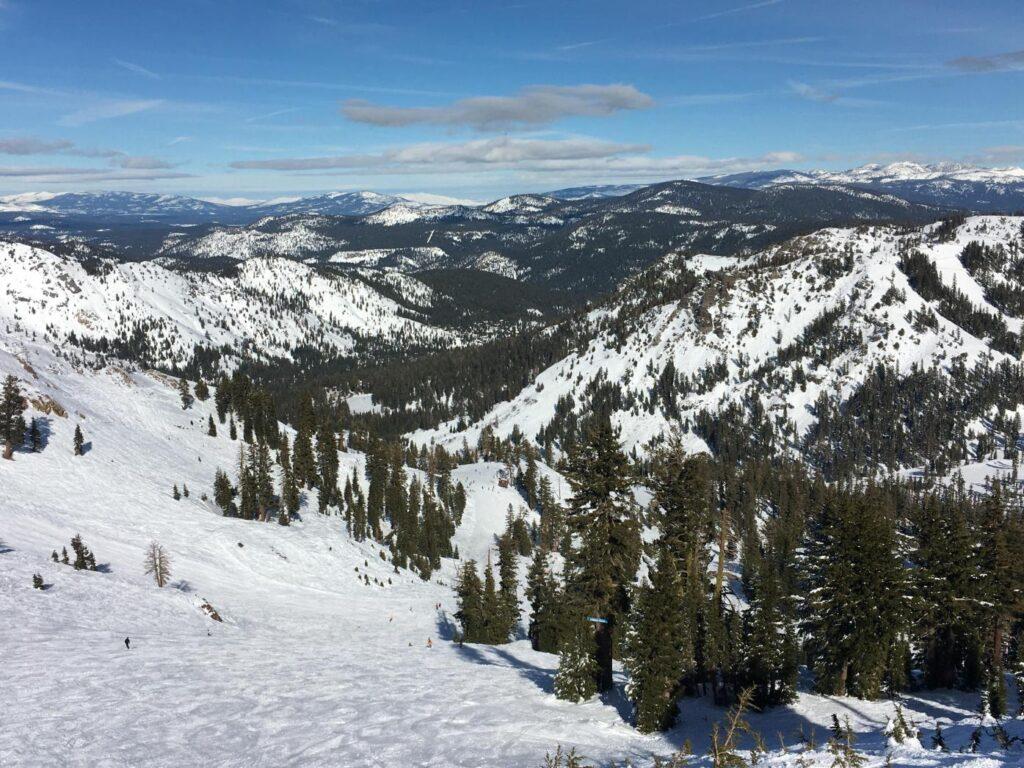Lake Tahoe ski resort sued for negligence after fatal ...