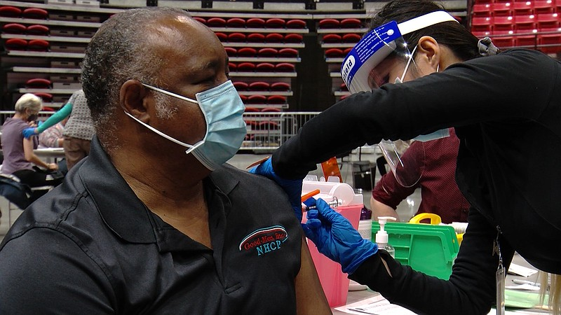 California to Open Vaccinations to Everyone 16 and Older Starting April 15