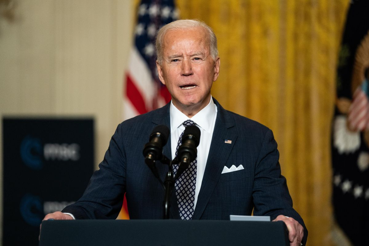 Biden backs tighter limits on stimulus checks to speed COVID-19 relief bill