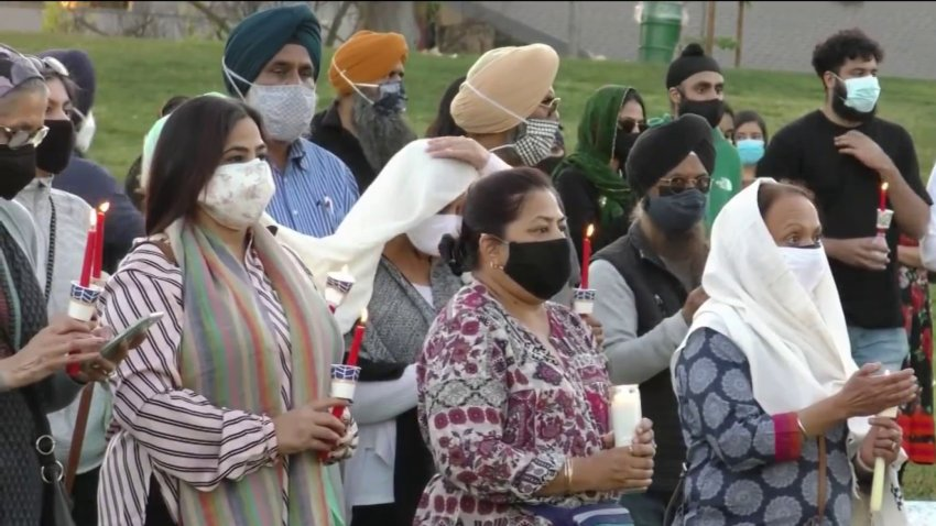Bay Area Sikh Community Host Vigils to Mourn Victims of Indianapolis FedEx Shooting