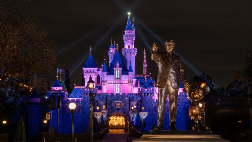 Disneyland's Reopening Highlights a Pandemic Turnaround in Southern California