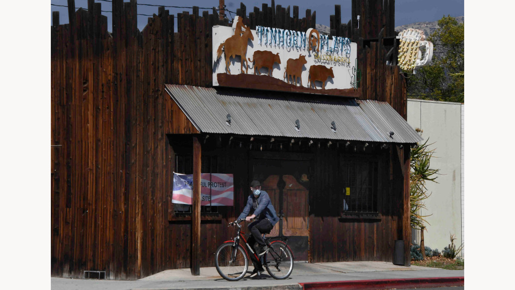 Police arrest California restaurant owner for third time in COVID compliance battle