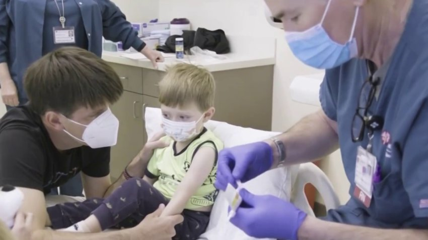 Stanford Testing Babies, Young Children for COVID-19 Vaccine Trials