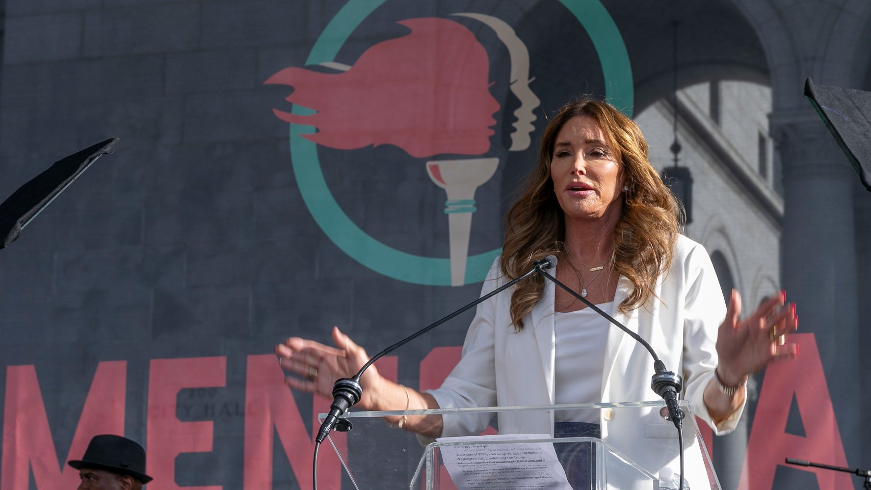 Jenner Says Transgender Girls in Women's Sports Is 'Unfair'