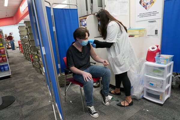 US Not Likely to Reach 70% Vaccination Goal by July 4 at Current Rate: Report
