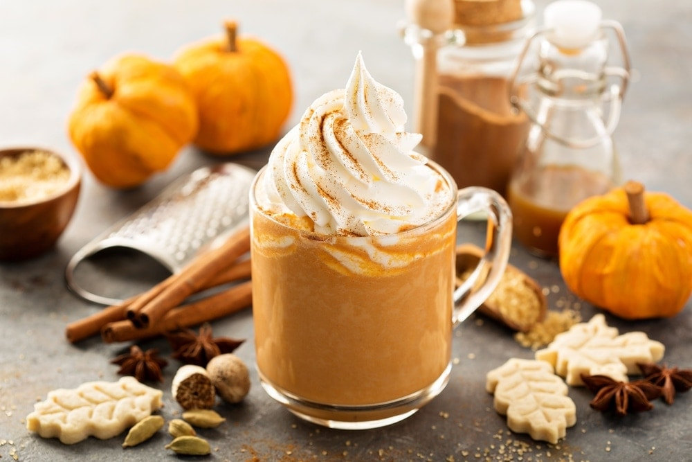 Pumpkin spice really does give you the warm fuzzies — here's the science of why