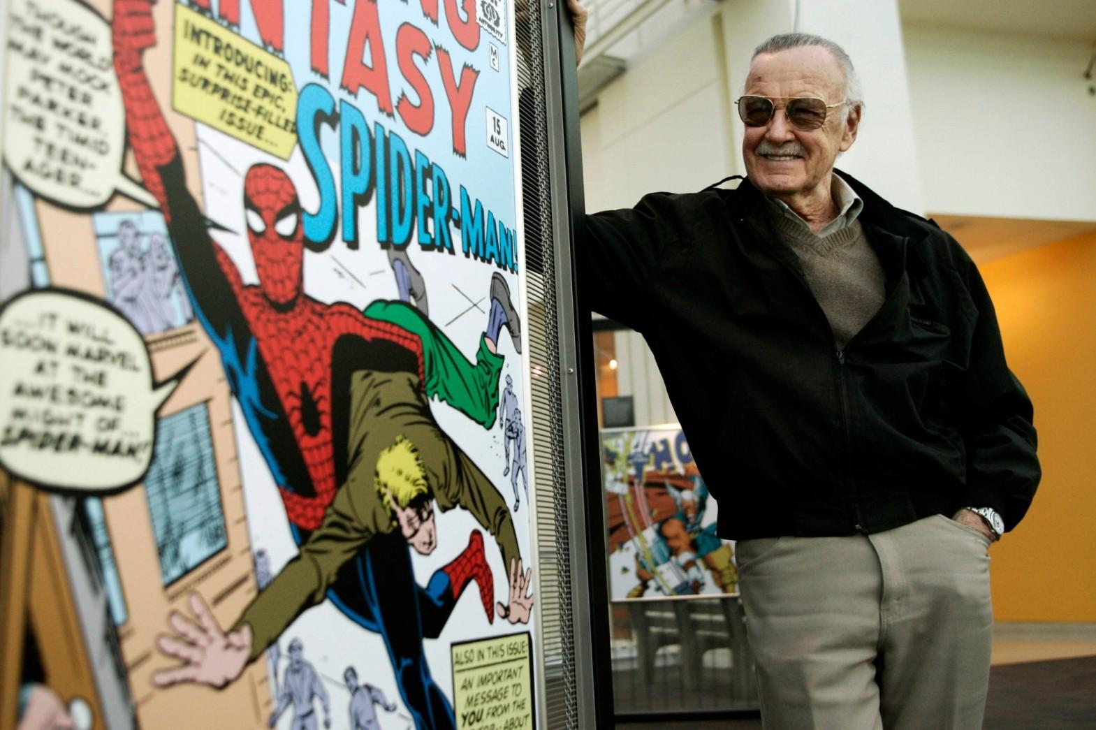 Disney sues comic book artists, brother of Stan Lee, over Marvel superheroes