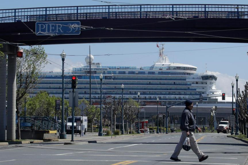 San Francisco to welcome cruise ships after 19-month hiatus