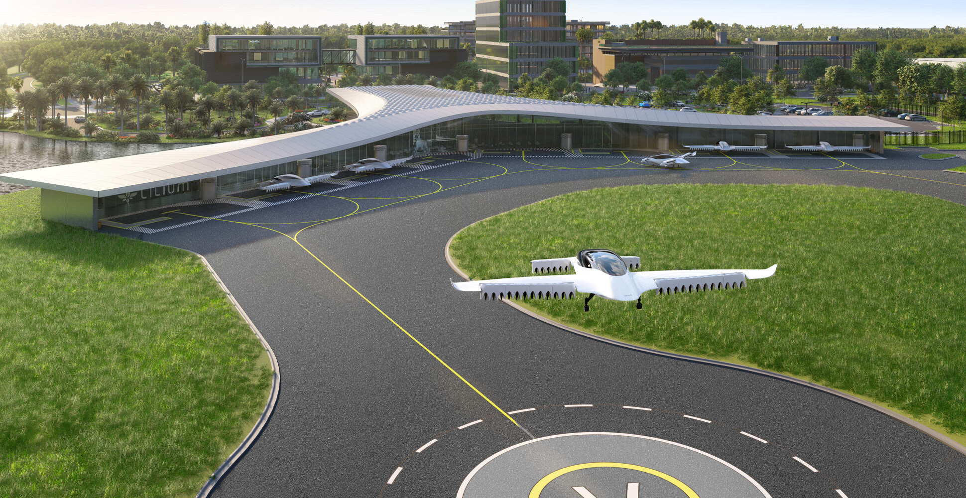 Orlando begins planning for air taxis, flying cars with NASA
